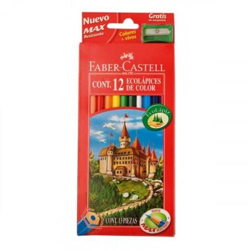 lapices-colores-faber-castell-ecolapices-x12