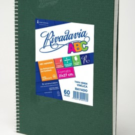 cuaderno-21x27-abc-rivadavia-rayado-verde-60h