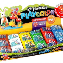 Plastilina Playcolor