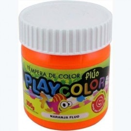 pote-tempera-playcolor-naranja-fluo