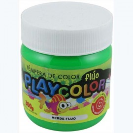 pote-tempera-playcolor-verde-fluo