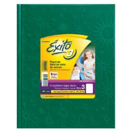cuaderno-19x24-exito-e3-verde