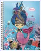 Cuaderno-A4-Ink-Queen-Of-The-Sea