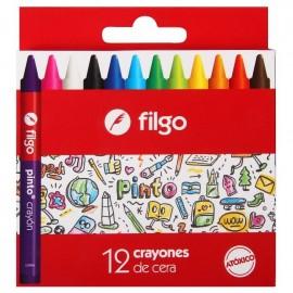 Crayon Filgo x 12